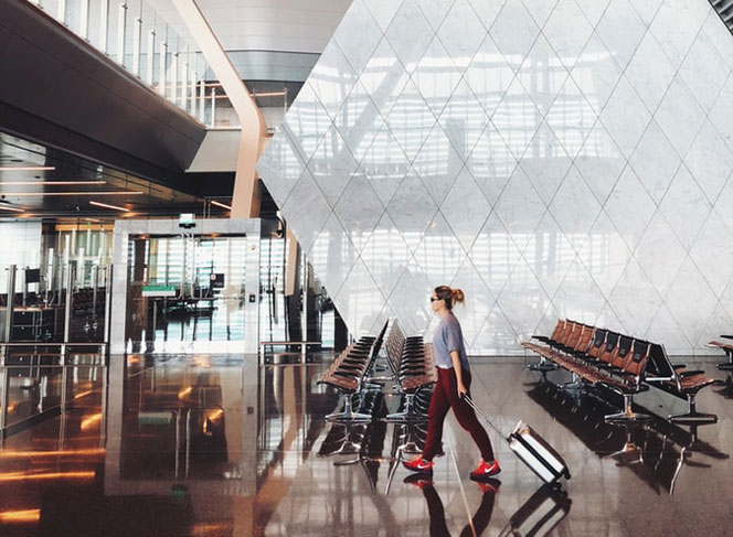 facial recognition in airports safe and security